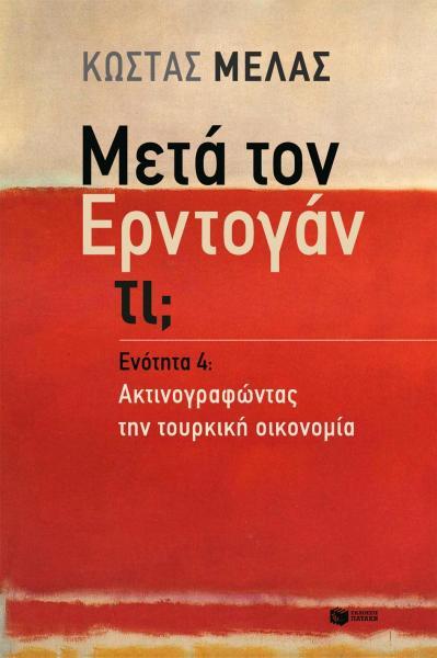 Μετά τον Ερντογάν τι;  - Ενότητα 4:  Ακτινογραφώντας την τουρκική οικονομία (e-book / epub)